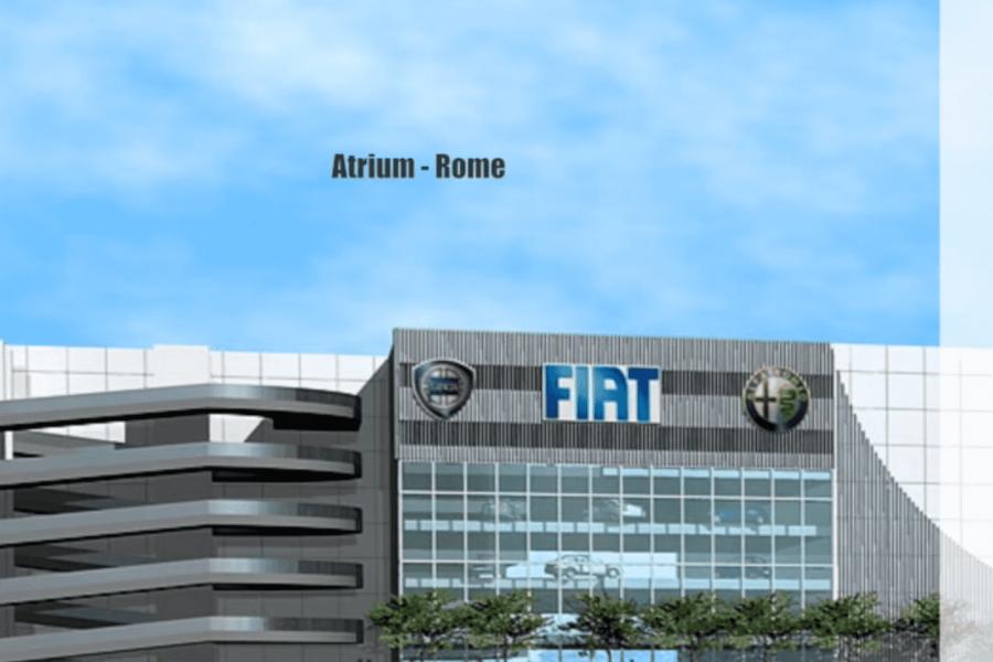 Atrium – Rome (IT)