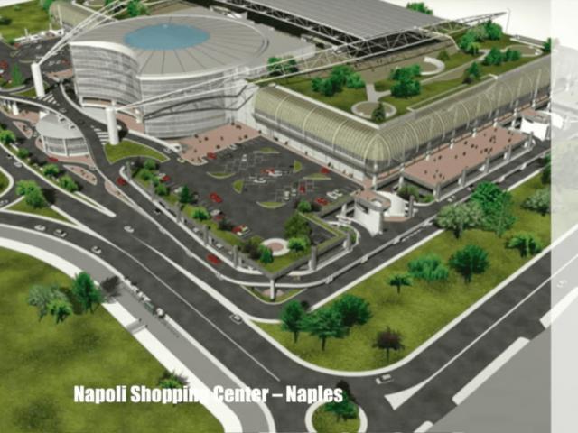 Napoli Shopping Center – Naples (IT)