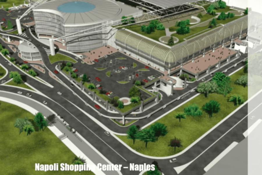 Napoli Shopping Center – Naples (IT)