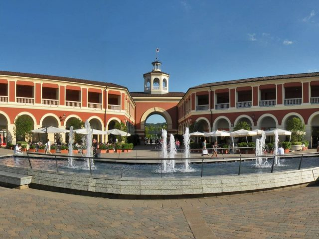 Serravalle Outlet (IT)